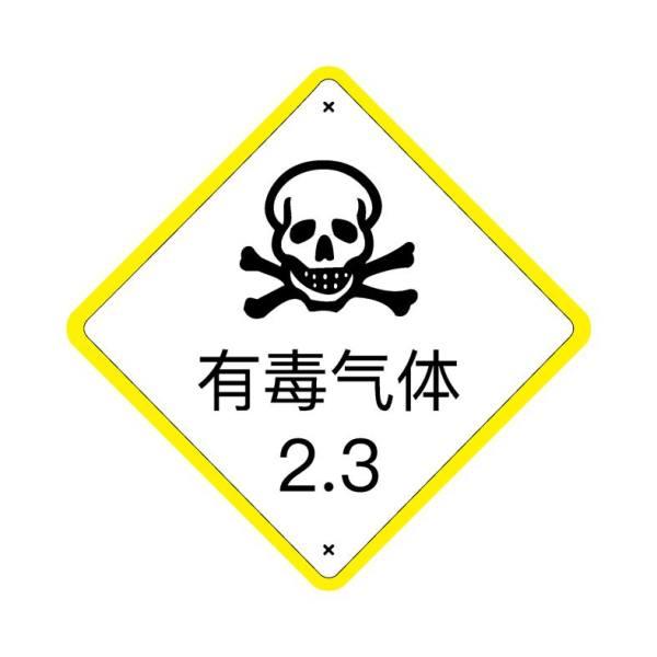 有毒气体运输